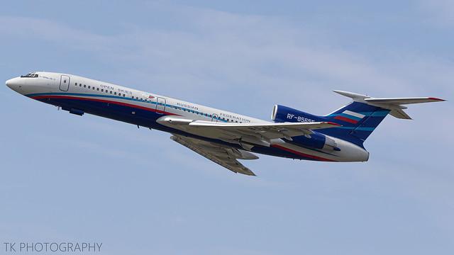 RF-85655 Russian Federation Air Force Tupolev Tu-154M