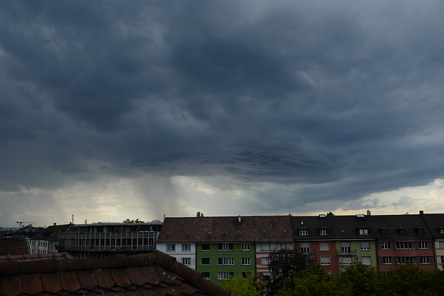 Heavy Clouds, Basel/Switzerland