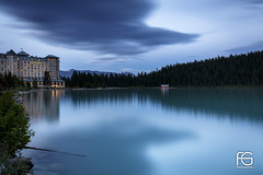 Fairmont Louise Lake