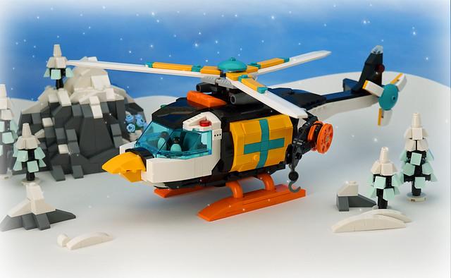 Rockhopper Rescue Chopper
