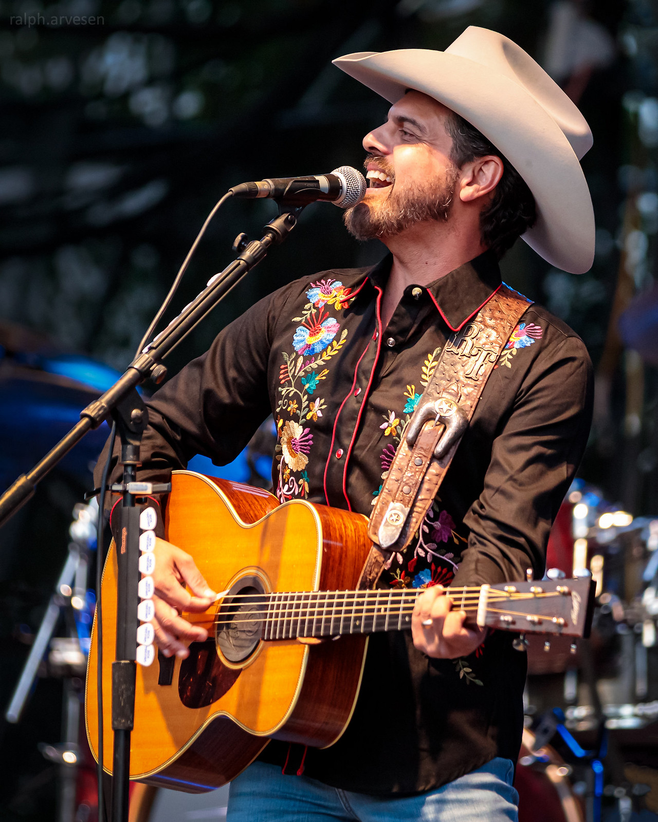 Rick Trevino | Texas Review | Ralph Arvesen
