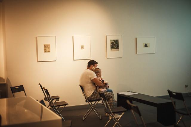 Näituse ''Vaikiv'' kuraatorite vestlus Tartu Kunstimuuseumis 13.08.2020
