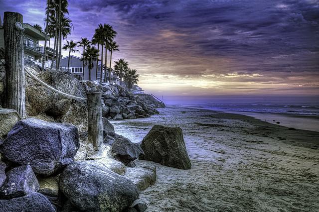 O'Side Beach Dawn 28-8-13-20-5Dii-17X40mm