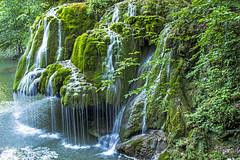 La cascata da mondo delle fiabe -The waterfall of the world of fairy tales