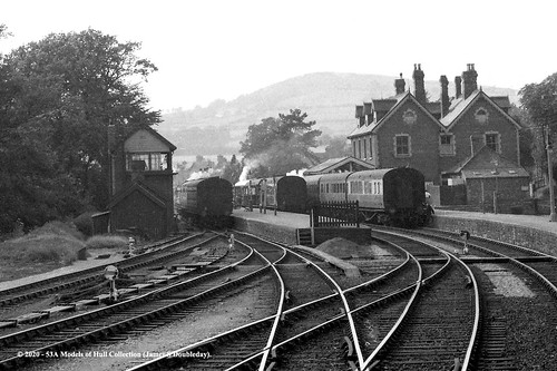 britishrailways station brecon freestreet powys wales train railway locomotive railroad