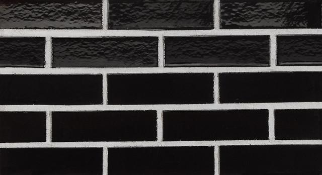 Midnight Black Glaze : Sample
