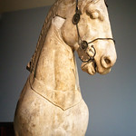 Horse from the Mausoleum at Halikarnassus