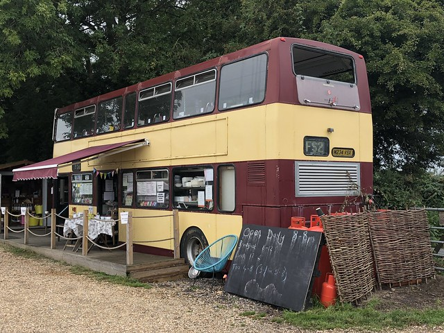 THAI BUS CAFE M234VSX WARMINSTER 130820