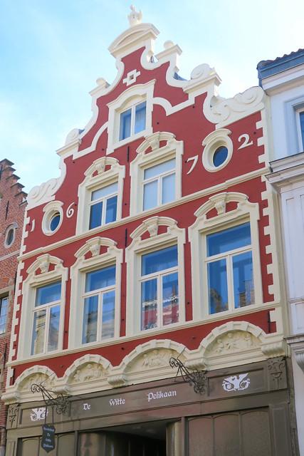 Maison dans la Vlamingstraat