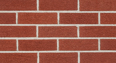 Rainbow Reds Matt Texture red Brick