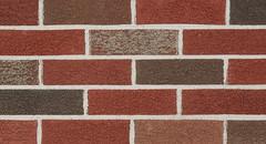 Rainbow Blend Matt Texture red Brick