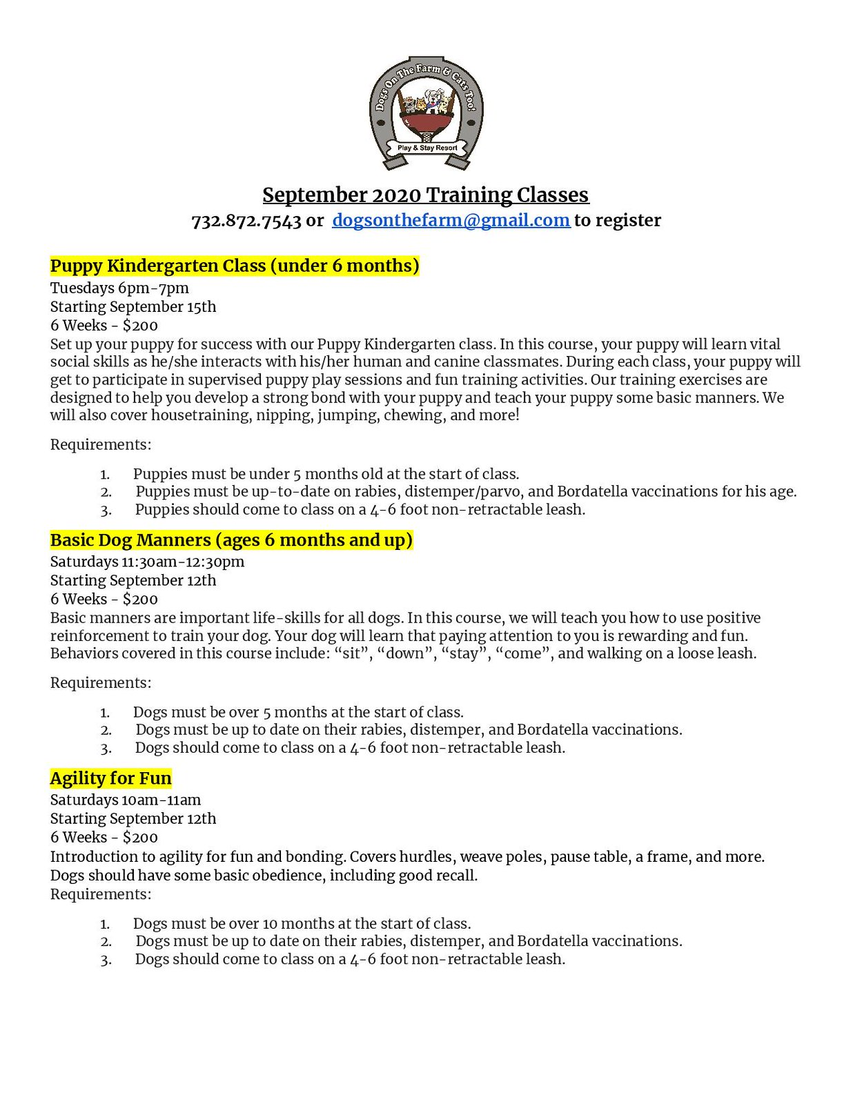 September Training Classes-page-001