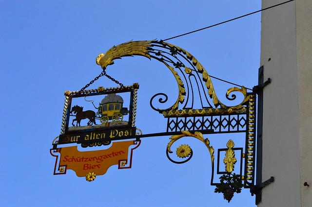 Restaurant Zur Alten Post in Rheineck