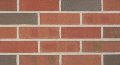 Simulated Belcrest 560 Sanded Velour Texture red Brick