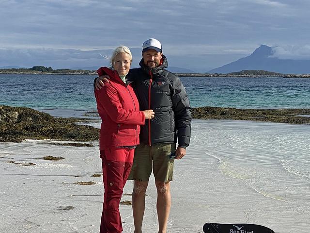 Vakantie Noorse Koninklijke familie (2020)