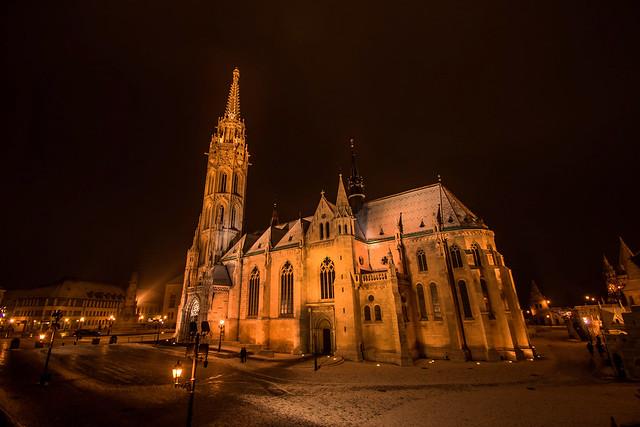 Budavári Nagyboldogasszony templom