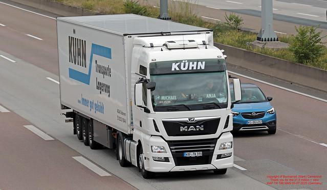 WAF TK 198 MAN 05-07-2020 (Germany)