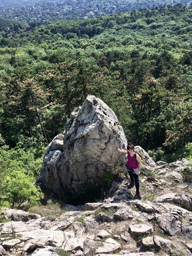 kecskehegy szikla túra