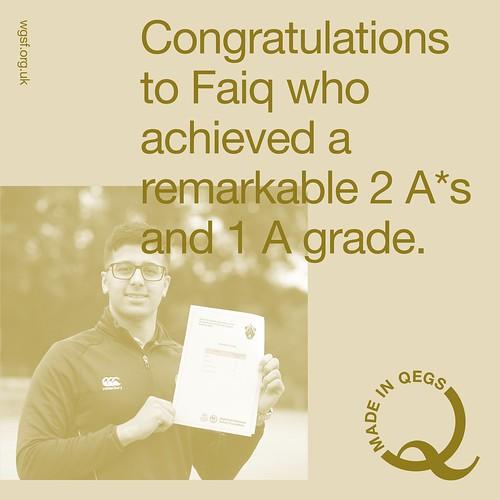 Faiq Result
