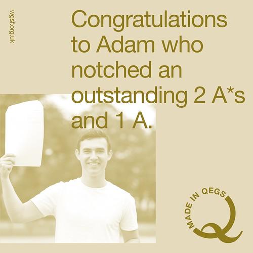 Adam Result