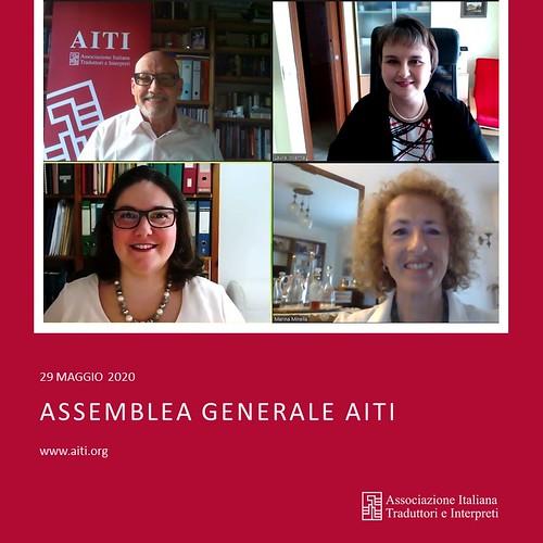 Assemblea Generale 2020 - online