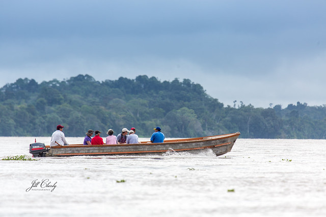 Armchair Traveling - On the Mighty Amazon River