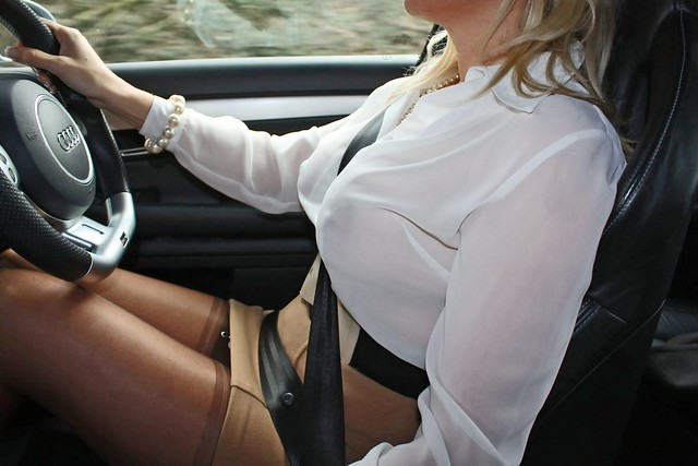 Driving with Nipples