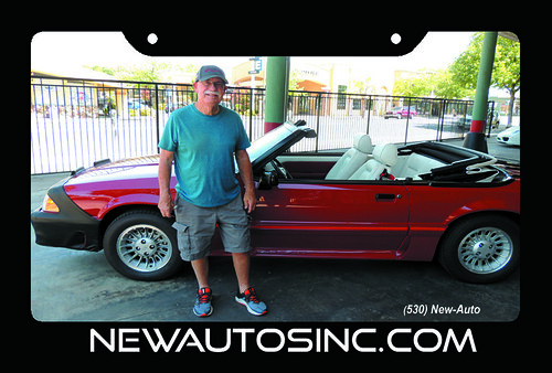 1988 Ford Mustang GT Convertible | by Bernie Knaus-President