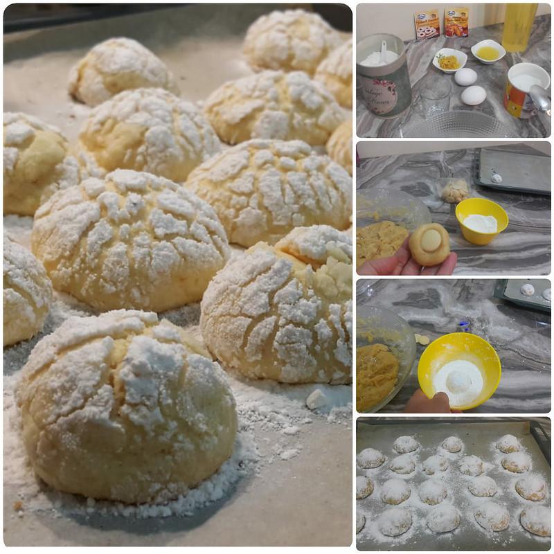 limonlu çatlak kurabiye nasıl yapılır