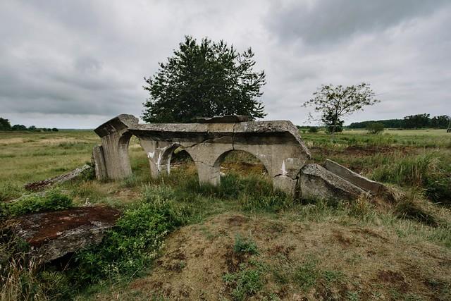 Bunkerruinen