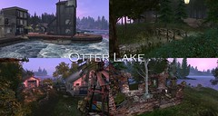 Otter Lake Collage