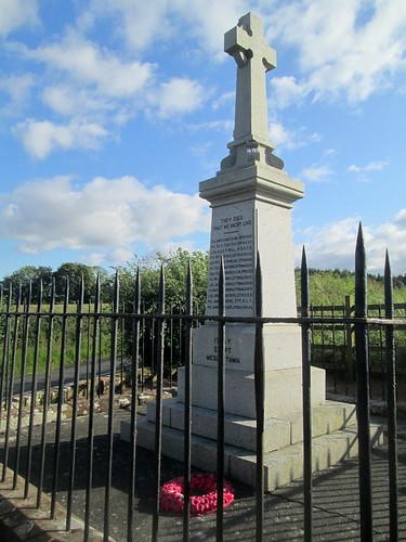 War Memorial, Brydekirk