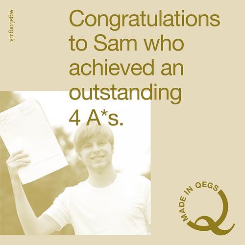 Sam Result