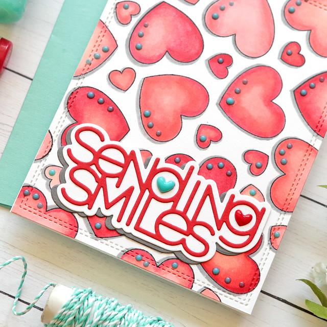 sending smiles cu