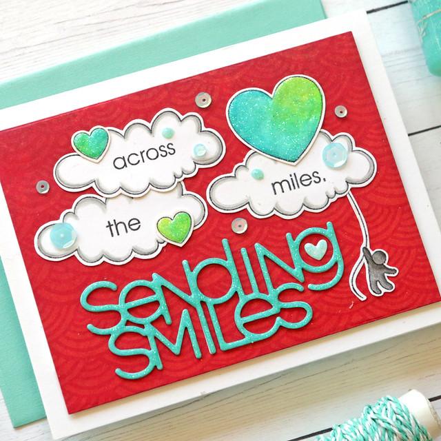 sending smiles across the miles cu