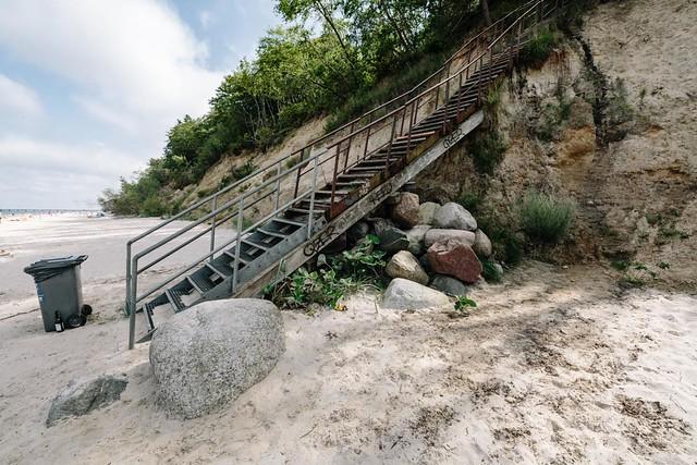 Bansiner Steilküste