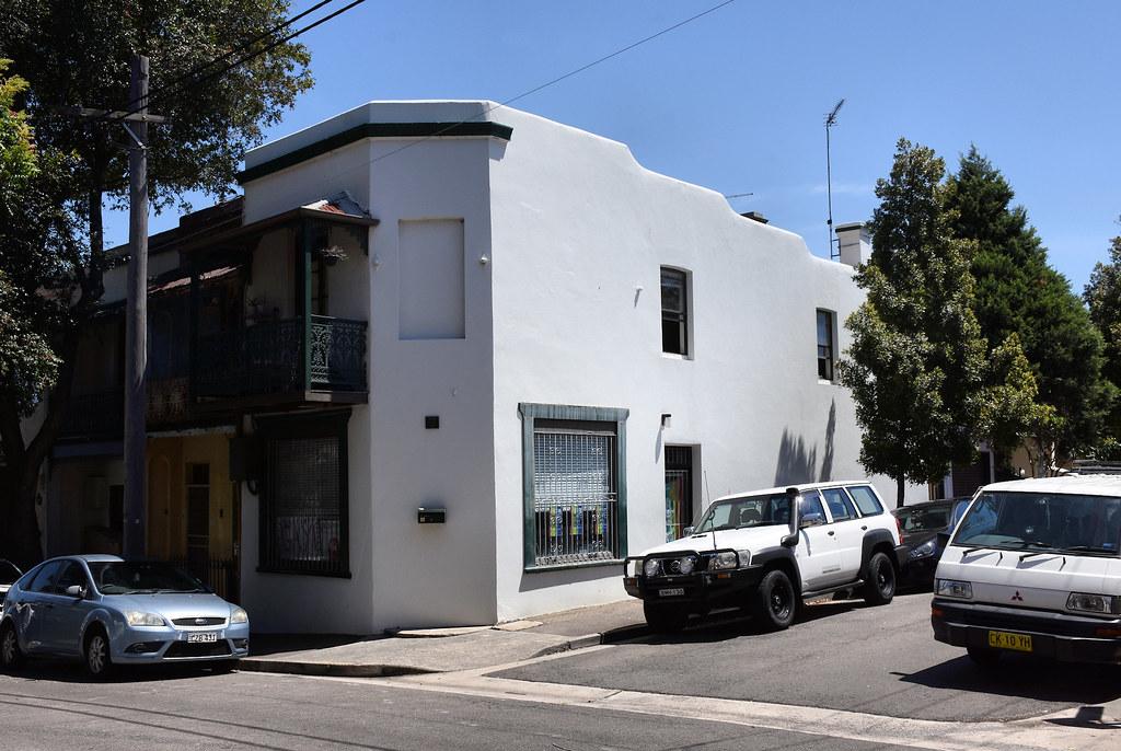 Former Shop, Erskineville, Sydney, NSW.