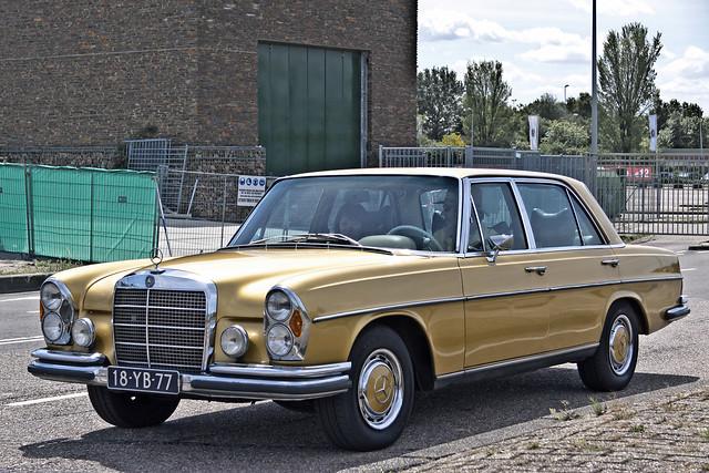 Mercedes-Benz 300 SEL 1973 (5019)