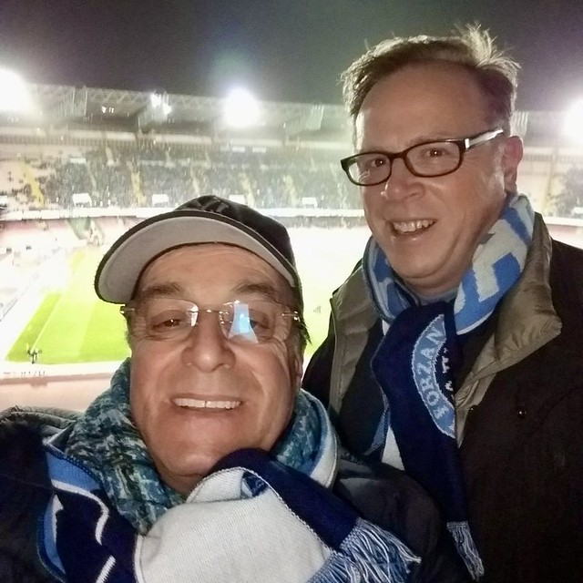Napoli Game with Tony