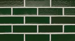 Shamrock Glaze Smooth Texture green Brick