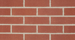Simulated Belcrest 500 Sanded Velour Texture red Brick
