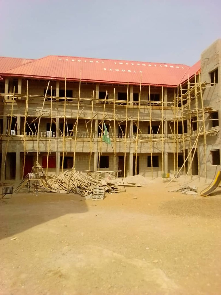 PASDO Basic Education Project in Nigeria; Construction and equipping of Classrooms and Laboratory for Primary and Secondary School