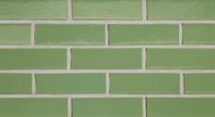 Spring Fever Glaze Smooth Texture green Brick