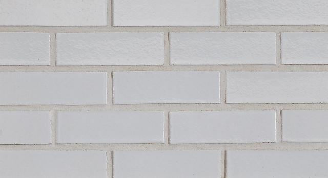 Stark White Glaze : Sample