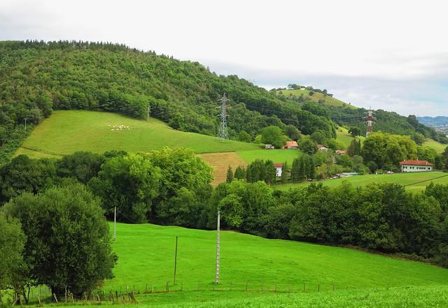 Paseo rural por Olaberria