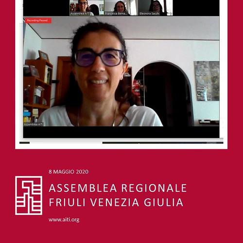Assemblee regionali 2020 - online