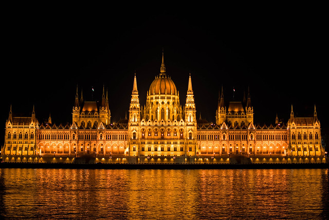 Országház - Parlement hongrois