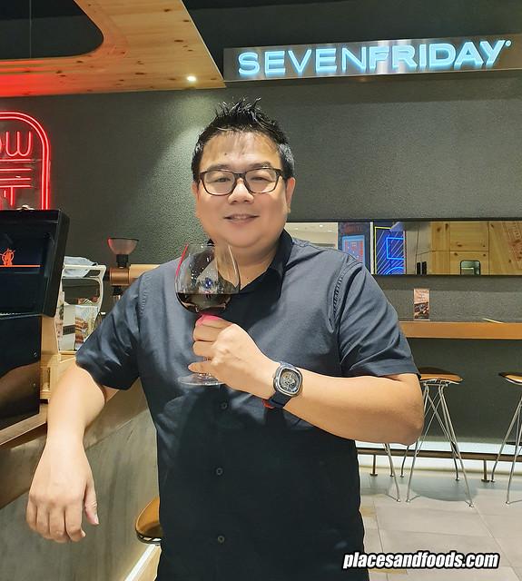 SEVENFRIDAY SPACE MALAYSIA
