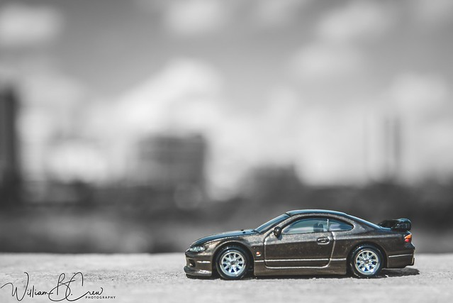 Hot Wheels Fast & Furious Fast Tuners Nissan Silvia (S15)