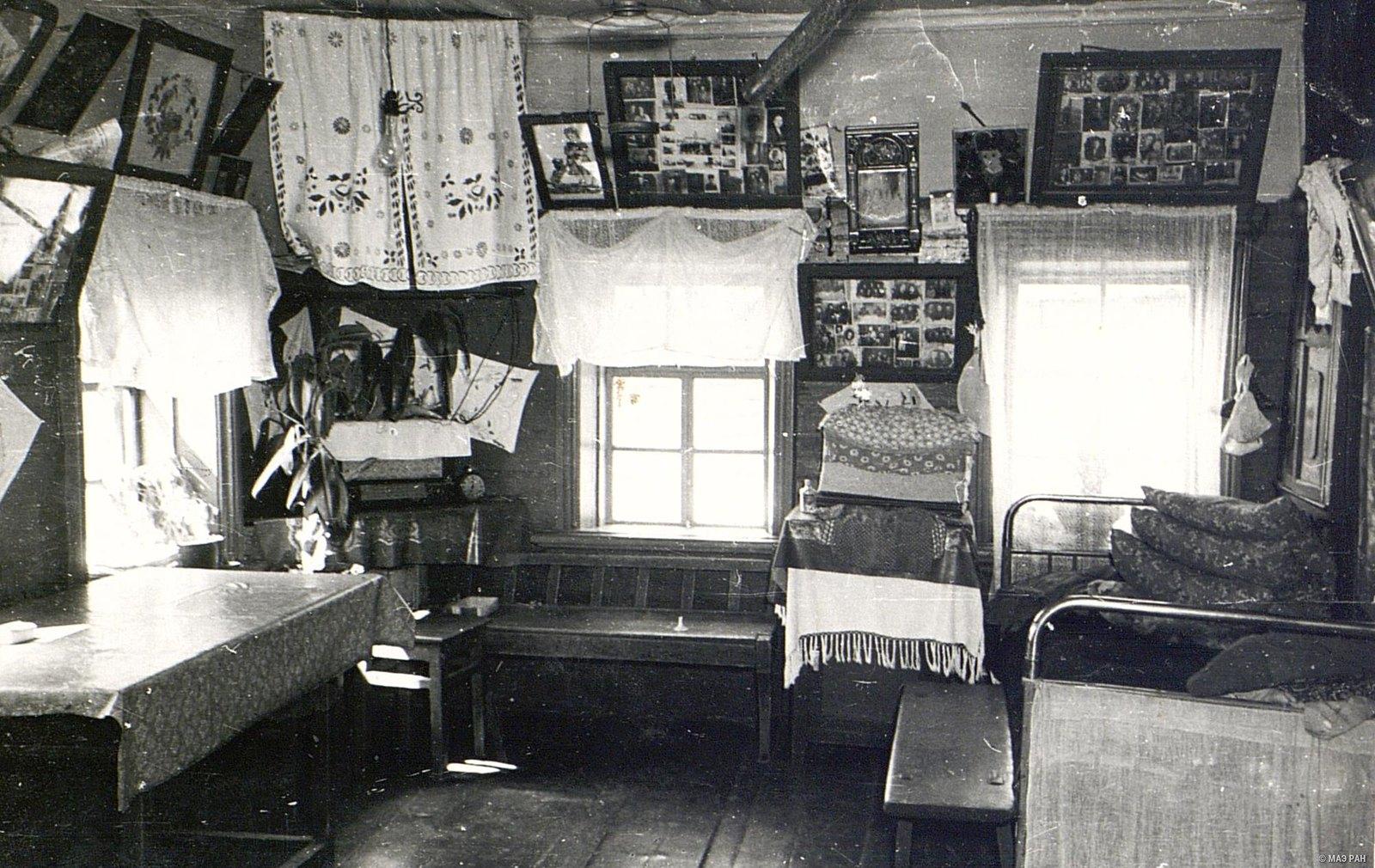 Интерьер в доме Г.А. Черемных